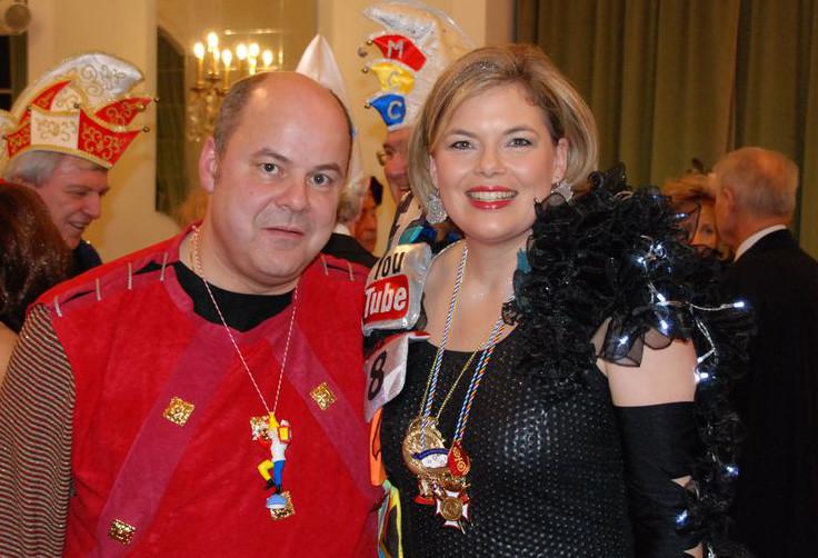 Marc Spautz a Julia Klöckner