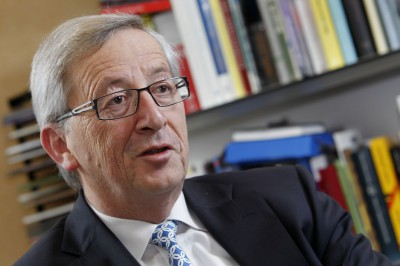 28.02.2012 Jean-Claude Juncker - Premier- und Staatsminister